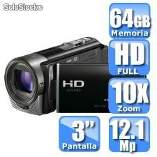 Video camara sony handycam hdr-cx560 linea 2011