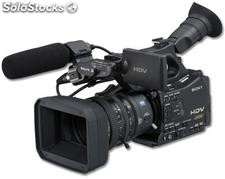 Video camara Sony hvr-z7p hdv camcorder
