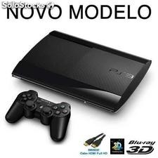 Video game playstation 3 super slim