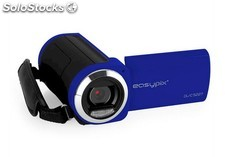 Videocámara EasyPix DVC5227 Azul hd Flash