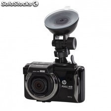"Videocamara para coche HP f800g - pant 2.7""/6.85cm - fhd - on/off auto - ang"