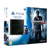 Videoconsola sony PS4 1TB slim uncharted 4