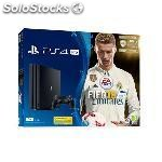 Videoconsola sony PS4 pro 1TB+ fifa 18+ps plus 14D
