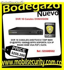 Videograbadores de video digital y tarjetas dvr