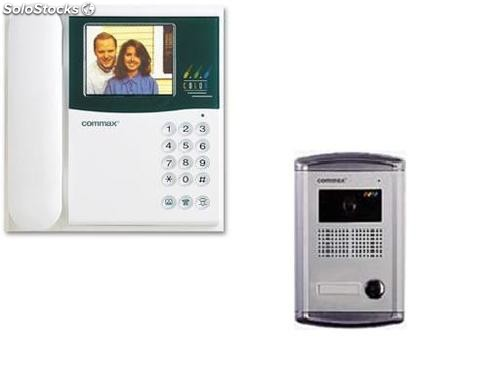 Commax videophone
