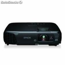 Videoproyector epson eh-tw570 home cinema 3lcd hd ready/ 3000 lumens / vga/ hdmi