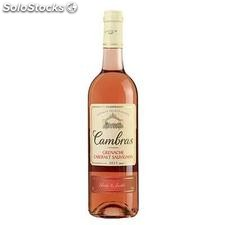 Vin table rose cambras 14