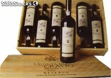 Vinho Quinta do Crastro reserva 1999 75cl