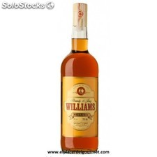 Vino Jerez Brandy Solera Williams 1l.