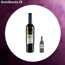 Vino Mayoral 75 Cl Do Jumilla Reserva Caja 6