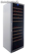 Vinoteca 200 botellas Vinobox 200GC Inox oferta
