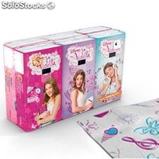 Violetta Disney Gewebe Package (Pack 6)