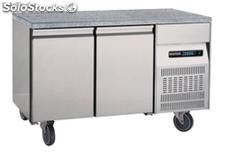 Virtus line cooling counter pastry