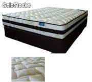 Viscoelastic mattress
