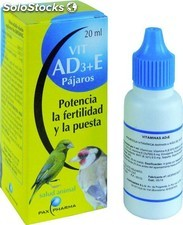 Vitamina AD3E 20ML