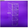 Vitrine plexiglas collections iii