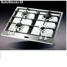 Vitrokitchen placa gas inox EN62IN gas natural