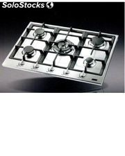 Vitrokitchen placa gas inox EN72IN gas natural