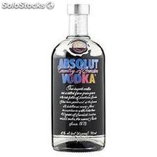 Vodka absolut 70CL 40DG