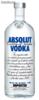 vodka absolut vodka