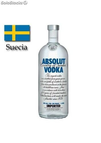 Vodka Absolut Blue 100 cl