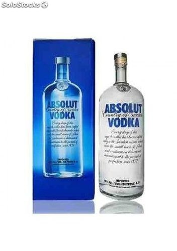 Vodka Absolut Blue 4,5L