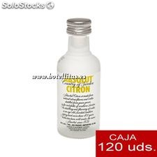 Vodka Absolut Citron 5cl caja de 120 uds