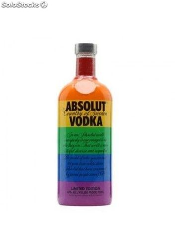 Vodka Absolut Colors 100 cl