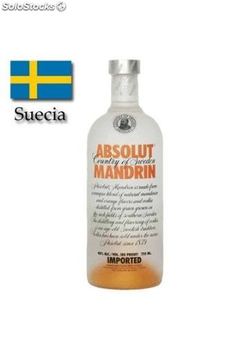 Vodka Absolut Mandarin 100 cl