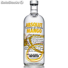 Vodka absolut mango - absolut - 7312040181001 - GMVOD00106