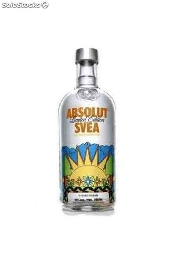 Vodka Absolut Svea 70 cl
