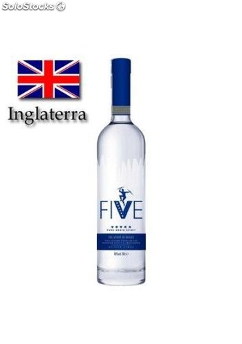 Vodka Brecon Five 70 cl