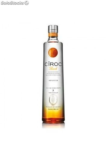 Vodka Ciroc Peach 100 cl