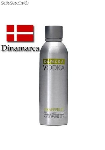 Vodka Danzka Grapefruit 100 cl
