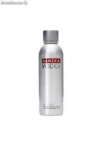 Vodka Danzka Red 100 cl