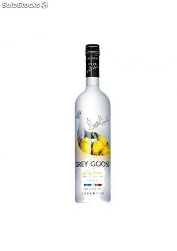 vodka grey goose citron 100 cl. Black Bedroom Furniture Sets. Home Design Ideas