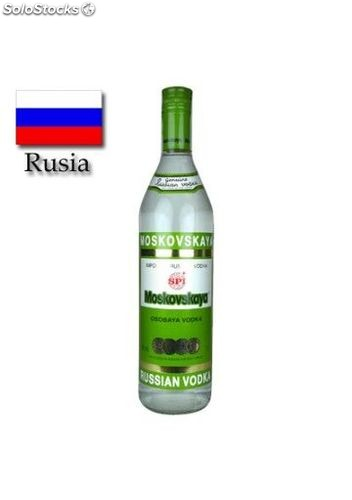 Vodka Moskovskaya 70 cl