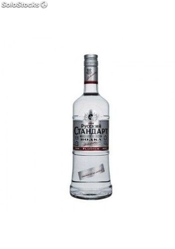 Vodka Russian Standard Platinium 100 cl