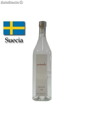 Vodka Seriously 70 cl