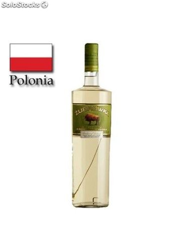 Vodka Zubroska 100 cl