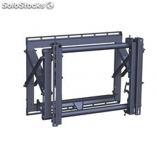Vogel''s - pfw 6870 video wall crts pop-out module. Black