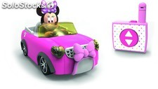 Voiture rc de minnie