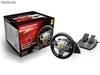 Volante gamer thrustmaster ferrari challenge racing wheel para ps3 / pc