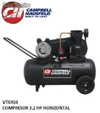 Vt6104 Compresor 3,2 hp campbell (Disponible solo para Colombia)