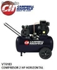 VTt6183 compresor 2hp horizontal campbell (Disponible solo para Colombia)