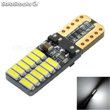 W5W canbus T10 24 led smd 4014