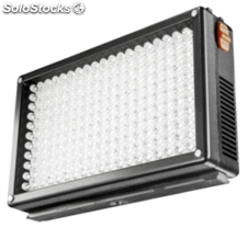 walimex pro LED-Luz de vídeo Bicolor 209 LED