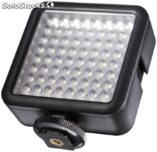 Walimex pro LED-Luz Video 64 regulable