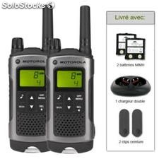 Walkie Talkie Motorola T80 sans abonnement