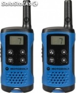 Walkie talkie motorola talkies T41 blue